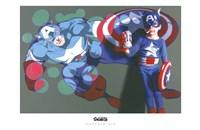 Captain Kid Fine Art Print