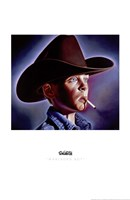 "Marlboro Boy by Ron English - 11"" x 17"", FulcrumGallery.com brand"