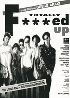 """Totally F***ed Up - 11"""" x 17"""""""