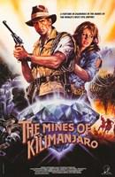 "Mines of Kilimanjaro - 11"" x 17"" - $15.49"