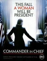 "Commander in Chief - 11"" x 17"""