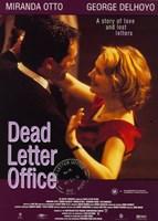 "Dead Letter Office - 11"" x 17"", FulcrumGallery.com brand"