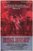Red Heat Fine Art Print