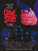 "Crime Story - 11"" x 17"""