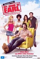 "My Name is Earl - 11"" x 17"""