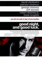 "Good Night and Good Luck - 11"" x 17"" - $15.49"