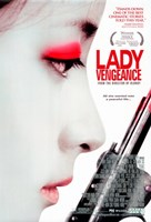 """Sympathy for Lady Vengeance - all she wanted was a peaceful life - 11"""" x 17"""""""