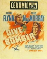 "Dive Bomber - 11"" x 17"", FulcrumGallery.com brand"