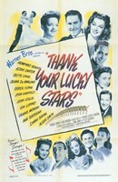 """Thank Your Lucky Stars - 11"""" x 17"""" - $15.49"""