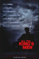 """All the King's Men - 11"""" x 17"""""""