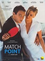 "Match Point - 11"" x 17"""