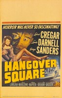 "Hangover Square - 11"" x 17"""
