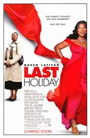 "Last Holiday - 11"" x 17"" - $15.49"