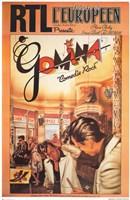 "Gomina: Comedie Rock - 11"" x 17"""