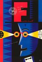 "Toronto International Film Festival 1990 - 11"" x 17"""