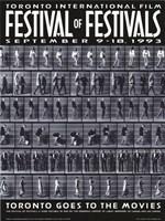 "Toronto International Film Festival 1993 - 11"" x 17"""