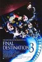 "Final Destination 3 - style A - 11"" x 17"""