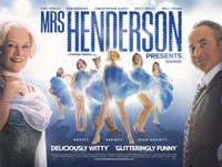 "Mrs. Henderson Presents - 17"" x 11"""