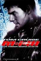 """Mission: Impossible III - The Mission Begins - 11"""" x 17"""""""