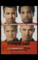 "Sleeper Cell - 11"" x 17"" - $15.49"