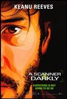 """A Scanner Darkly Movie - 11"""" x 17"""" - $15.49"""