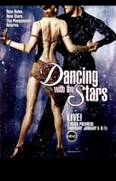 "Dancing with the Stars New Stars - 11"" x 17"""