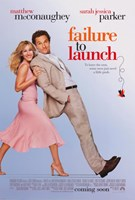 """Failure to Launch - 11"""" x 17"""""""