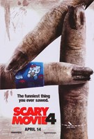 """Scary Movie 4 - fingers - 11"""" x 17"""""""