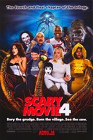 """Scary Movie 4 - characters - 11"""" x 17"""""""