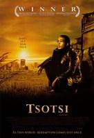 """Tsotsi - 11"""" x 17"""" - $15.49"""