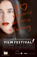 "Calgary International Film Festival - 11"" x 17"" - $15.49"