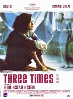 """Three Times - 11"""" x 17"""" - $15.49"""