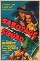 "Sabotage Squad - 11"" x 17"""