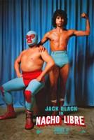 "Nacho Libre Jack Black & Hector Jimenez - 11"" x 17"""
