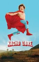 "Nacho Libre Funny - 11"" x 17"""
