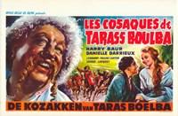 "Taras Bulba - 17"" x 11"" - $15.49"