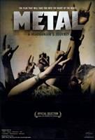 "Metal - 11"" x 17"""