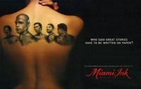 "Miami Ink - 17"" x 11"""
