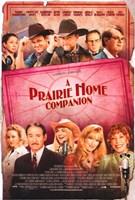 """A Prairie Home Companion - characters - 11"""" x 17"""" - $15.49"""