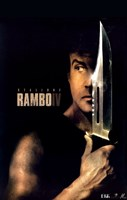 Rambo - knife Fine Art Print