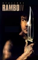 """Rambo - 11"""" x 17"""""""