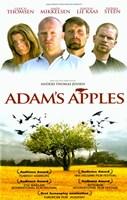 "Adams Apples - 11"" x 17"""