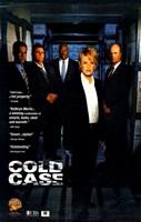 """Cold Case TV Show - 11"""" x 17"""""""