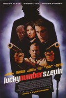 """Lucky Number Slevin - 11"""" x 17"""""""
