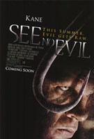 "See No Evil - 11"" x 17"""