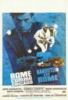 "Bandits in Rome - 11"" x 17"""