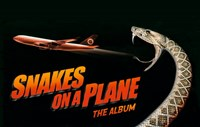 """Snakes on a Plane The Album - 17"""" x 11"""""""