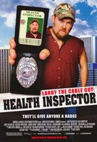 """Larry the Cable Guy: Health Inspector - 11"""" x 17"""" - $15.49"""