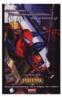 Ultimate Spiderman Fine Art Print