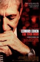 "Leonard Cohen I'm Your Man - 11"" x 17"""